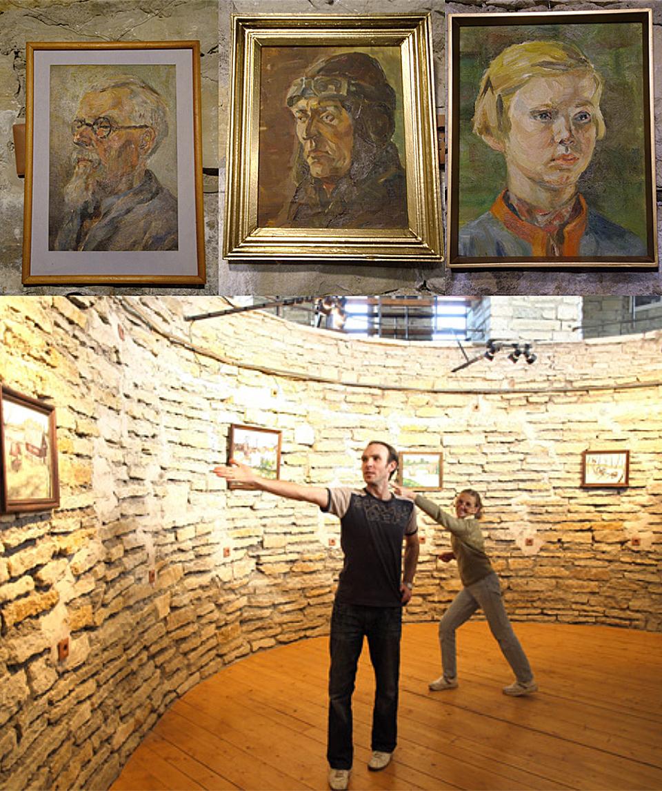 2008-maalinaitusKolmPolvkonda-7