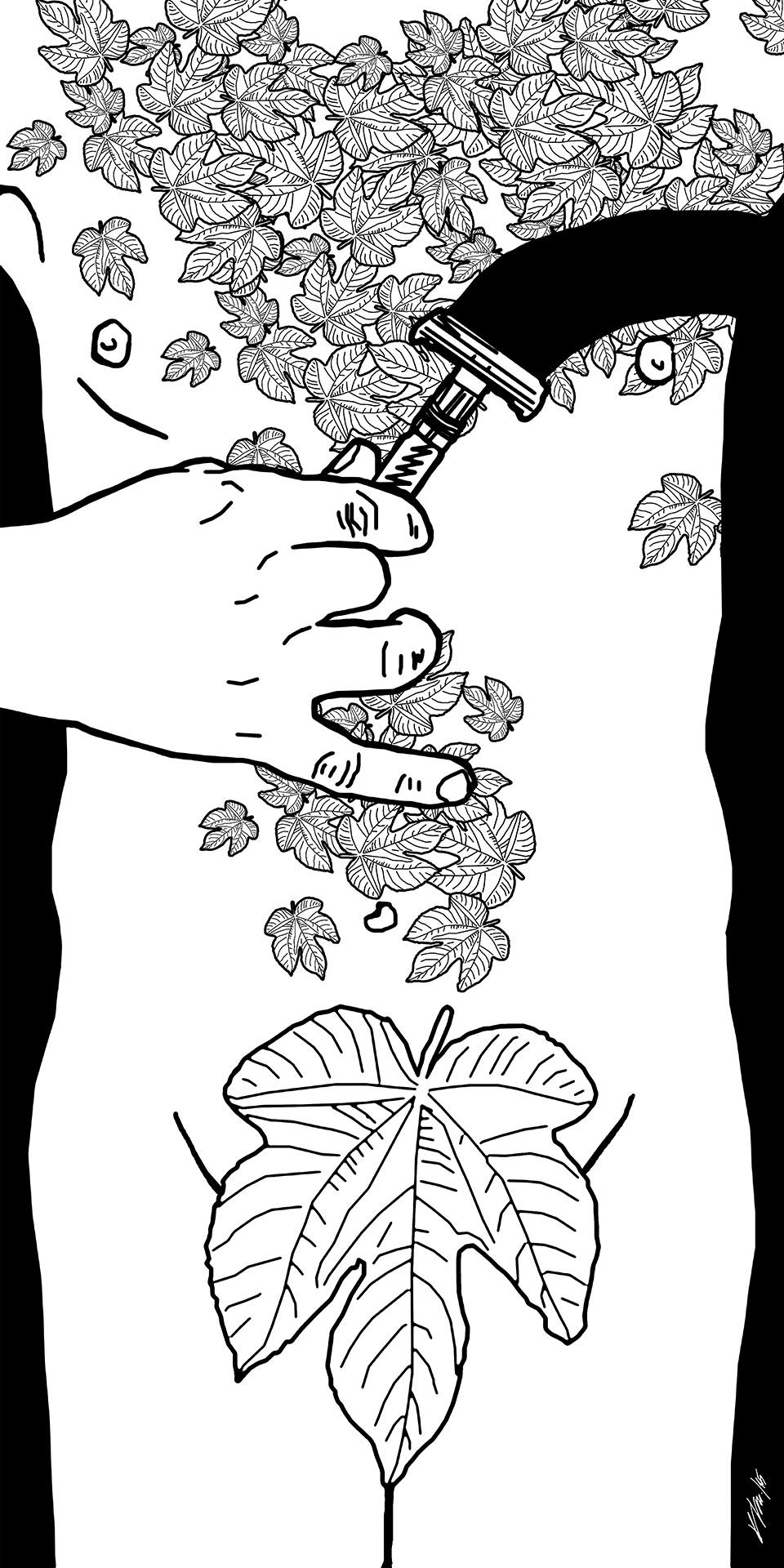 Illustration-Conflict