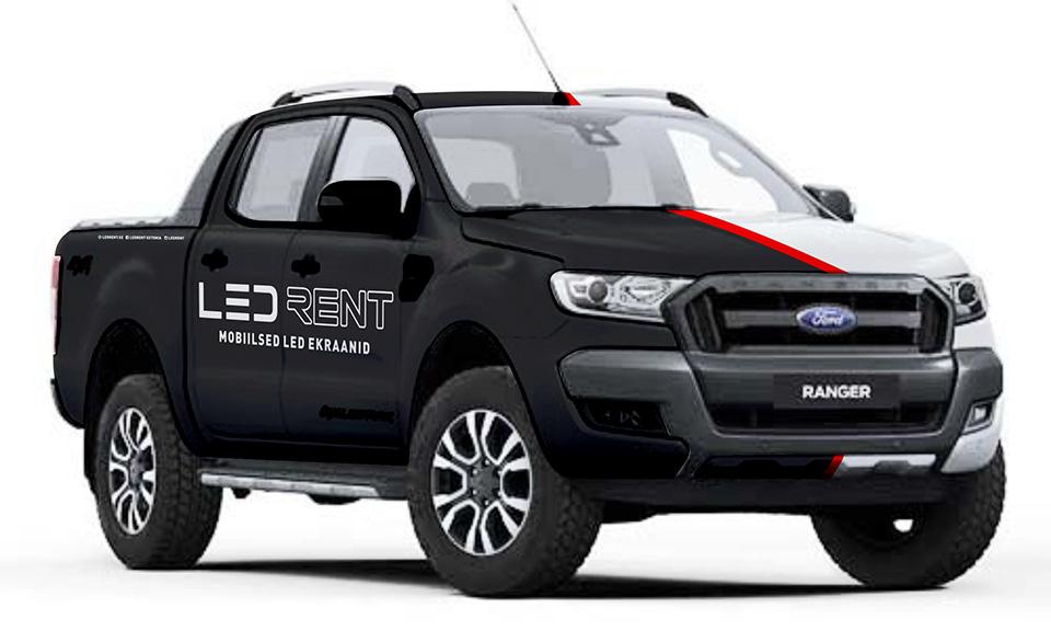 LedRent-FordRanger