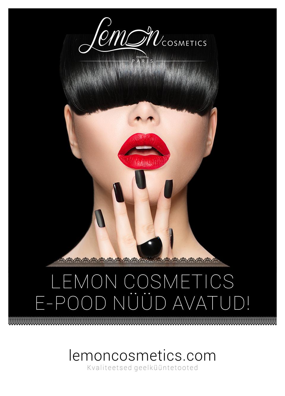 LemonCosmetics-E-pood