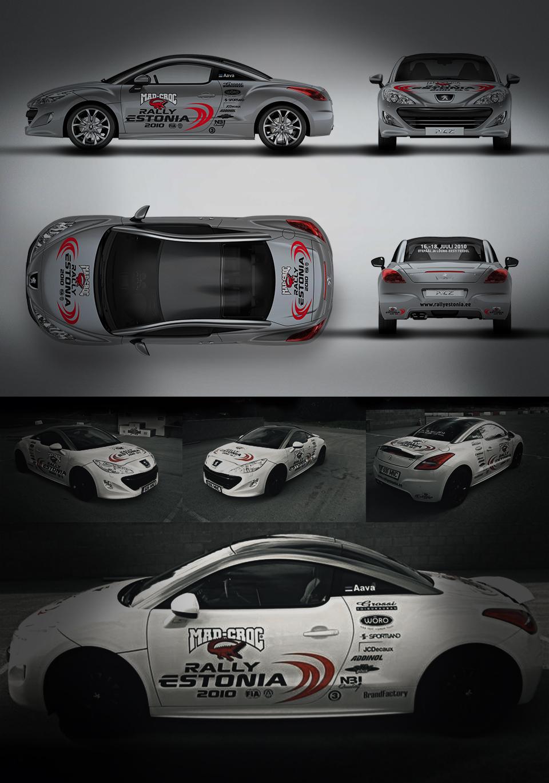 RallyEstonia-2010-Peugeot-RCZ