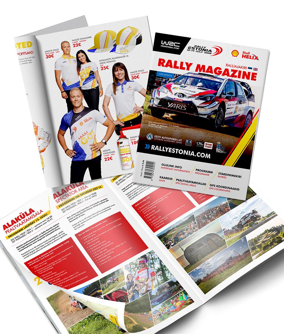 RallyEstonia-RallyProgramme